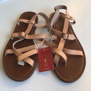 Natural Sandals